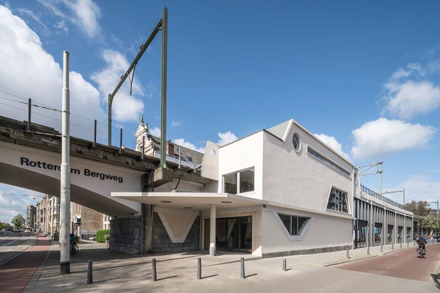a. Hofbogen - station Bergweg