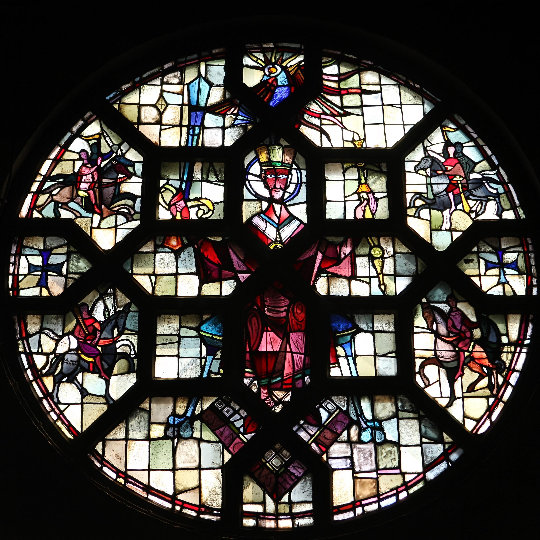 e Baumannkerk detail