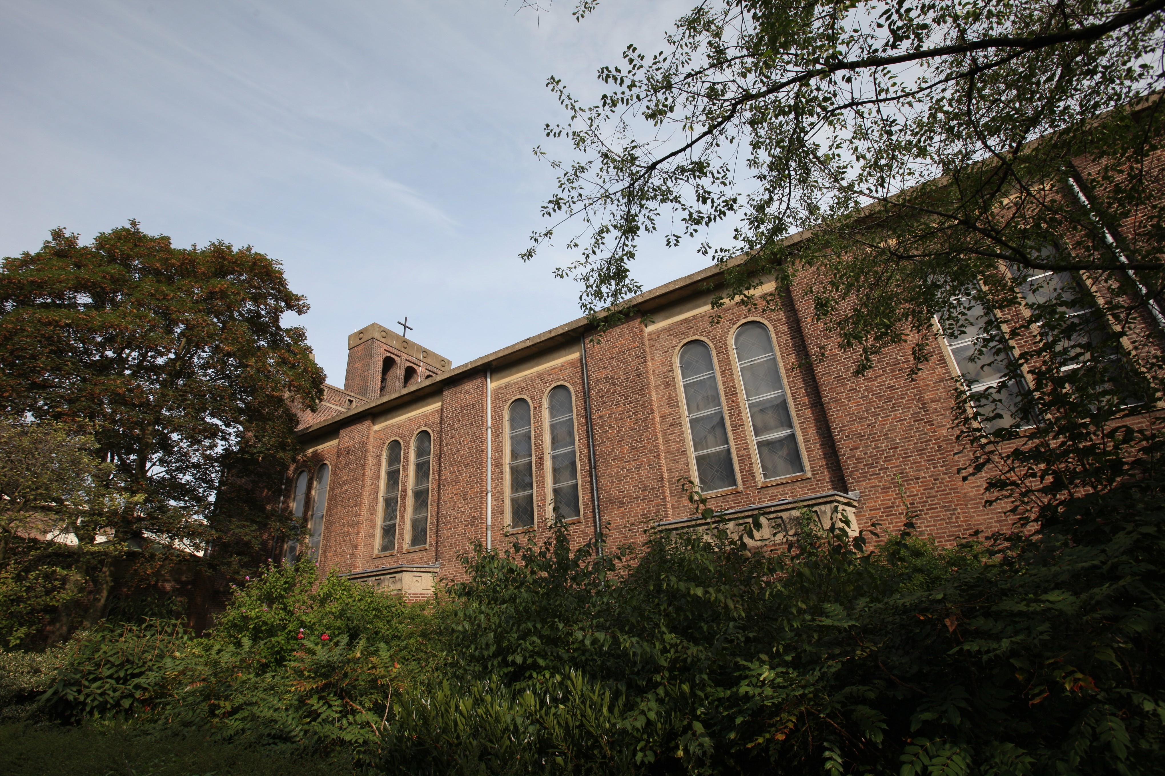 b. baumann kerk