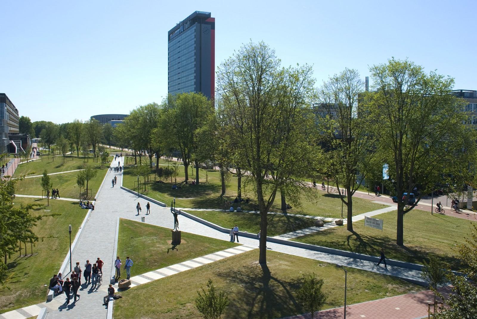 a TU-Delft
