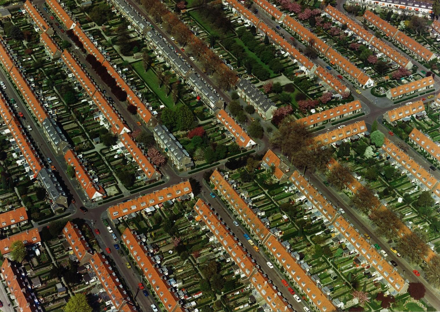 a vreewijk-luchtfoto
